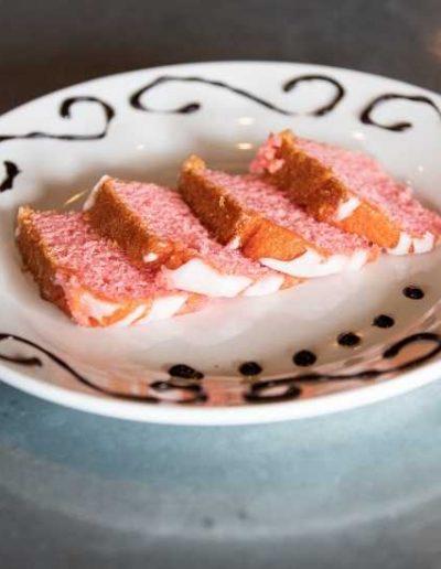 PC Strawberry Cake