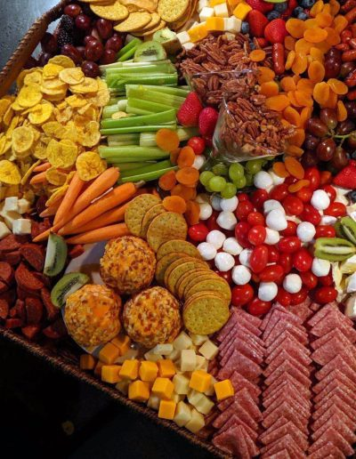 Pleasant City Catering Trays